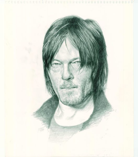 Daryl Pencil (Original)