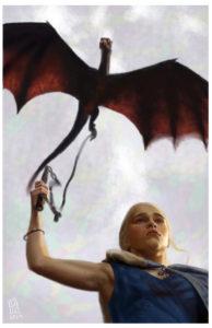 Daenerys Dragons