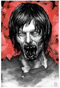 Daryl Zombie