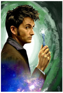 Dr Who – David Tennant