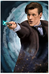 Dr Who – Matt Smith