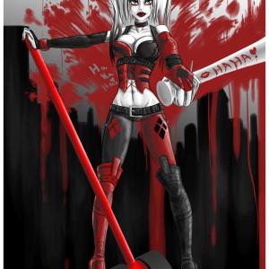 Harley Quinn Toon