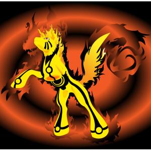 Naruto Pony