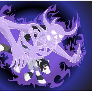 Sasuke Pony