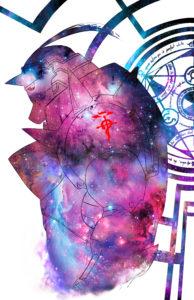 Fullmetal Alchemist – Alphonse Elric