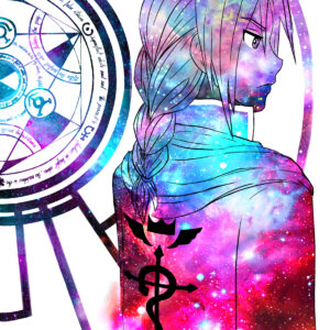 Fullmetal Alchemist – Edward Elric