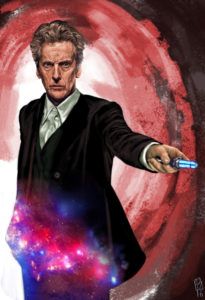 Dr Who – Peter Capaldi