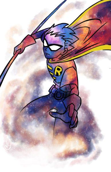 TeenTitans – Robin