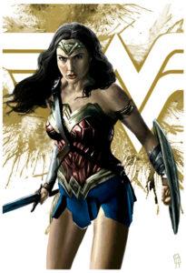 Wonder Woman #2 (Gal Gadot)
