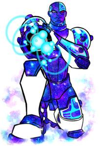 TeenTitans – Cyborg