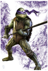 TMNT – Donatello