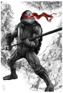 TMNT – Donatello Red