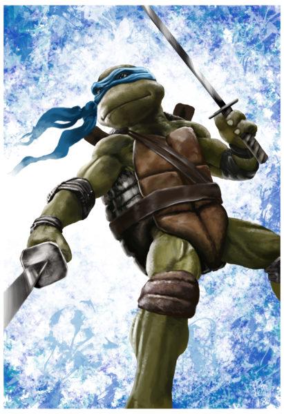 TMNT – Leonardo