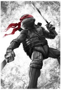 TMNT – Leonardo Red