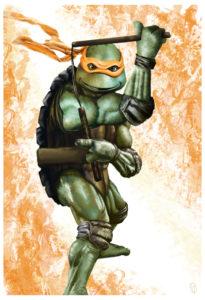 TMNT – Michelangelo