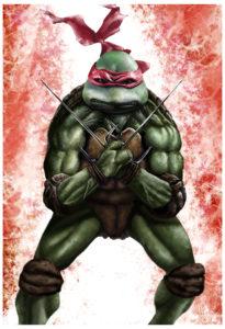 TMNT – Raphael