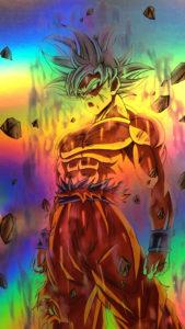 Perfect Goku Holo