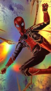 Spider-Man Armor Holo