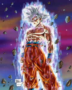 Perfect Goku