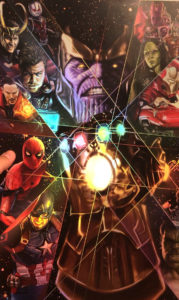 Thanos Infinity War Holo