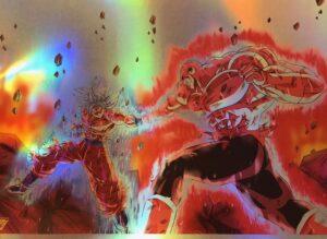 Goku vs Jiren Holo