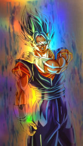 Perfect Vegito Holo