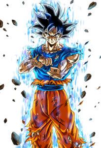 Ultra Goku