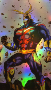 All Might Treo