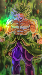 Broly New Holo