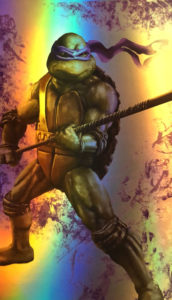 TMNT – Donatello Holo