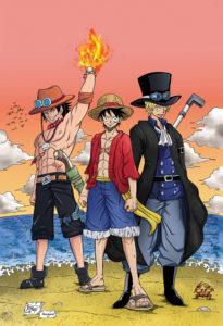 One Piece – Luffy Bros