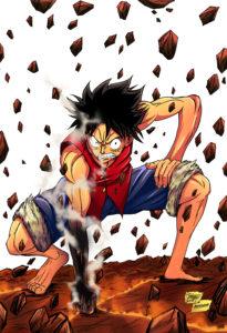 One Piece – Luffy Punch