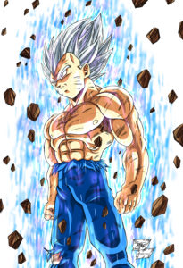 Perfect Vegeta