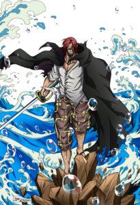 One Piece – Shanks