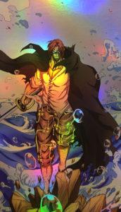 One Piece – Shanks Holo