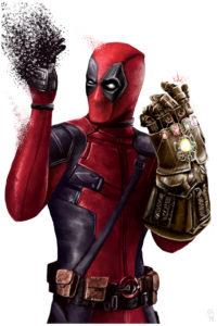 Infinity Deadpool