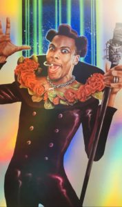 The Fifth Element Ruby Rhod Holo