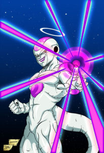 Freeza Purple