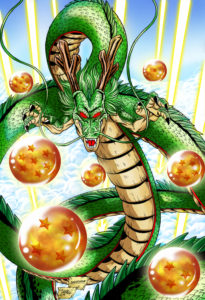 Shenron Dragon