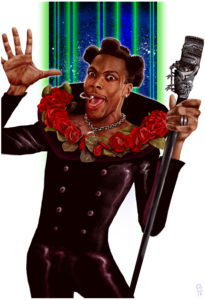 The Fifth Element Ruby Rhod