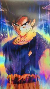 Goku UI Omen Holo