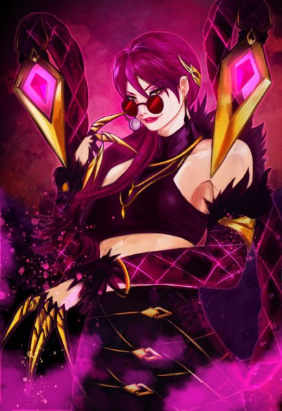 KDA Evelyn