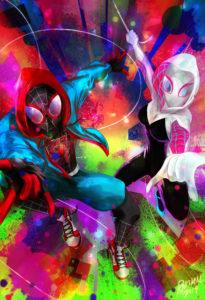 Spider-verse Holo