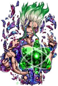 Dr Stone Senku